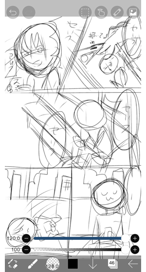 42 Creating Manga With Frame Divider Tool How To Use Ibispaint